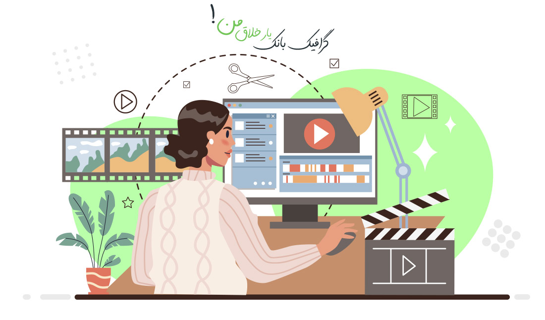 طراحی ویدئو تبلیغاتی