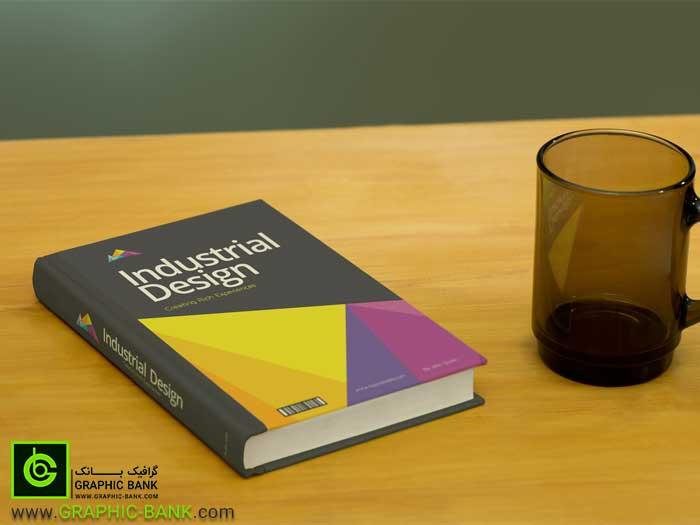 موکاپ زیبا کتاب