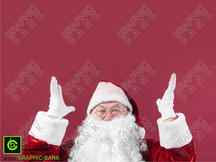تصویر با کیفیت بابانوئل