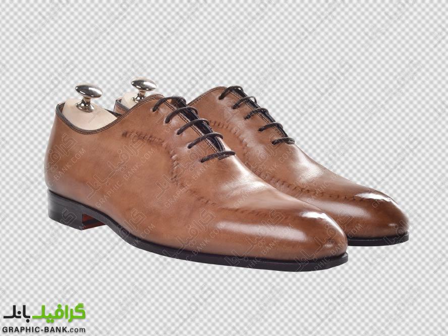 تصویر کفش مجلسی مردانه بدون زمینه