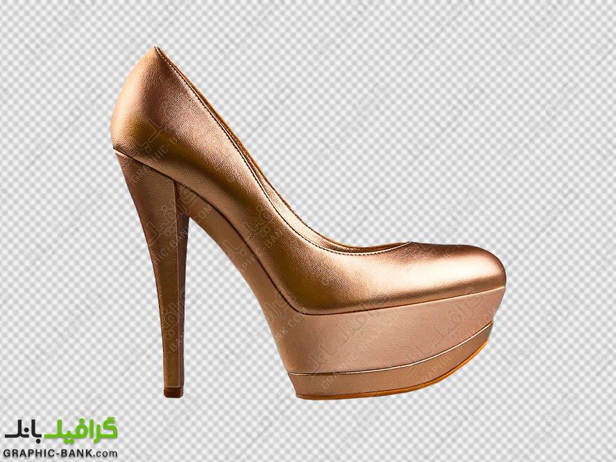تصویر png کفش مجلسی زنانه