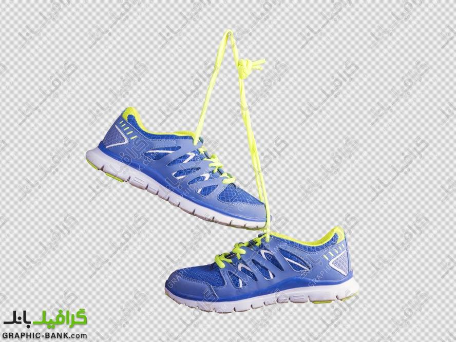 تصویر png کفش های آویزان