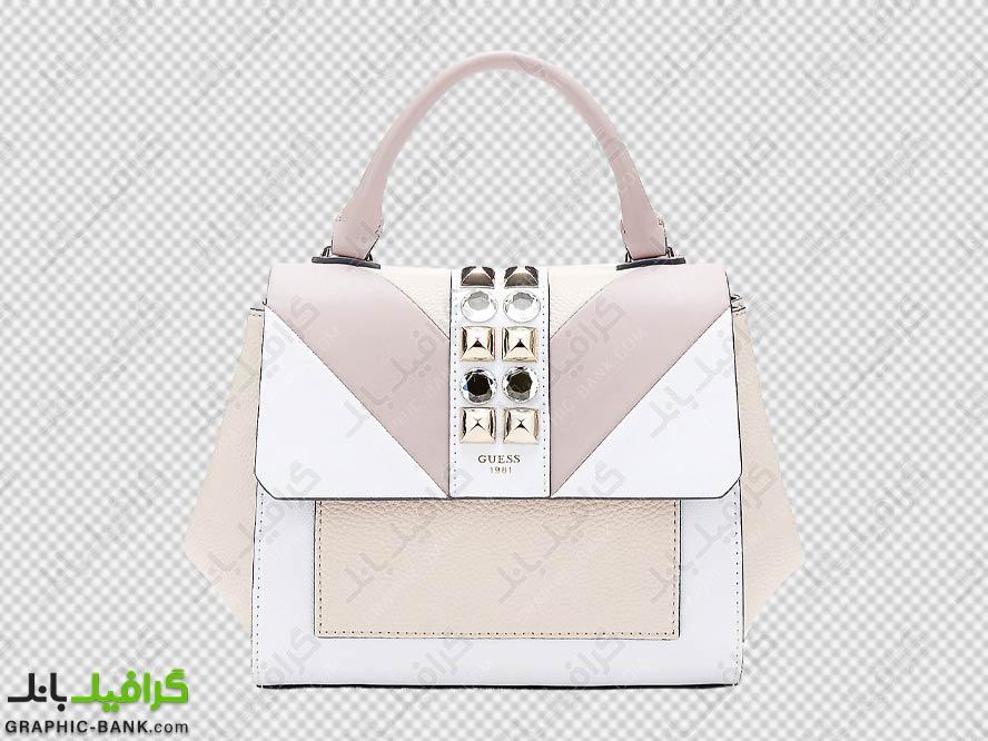 کیف زنانه به صورت png