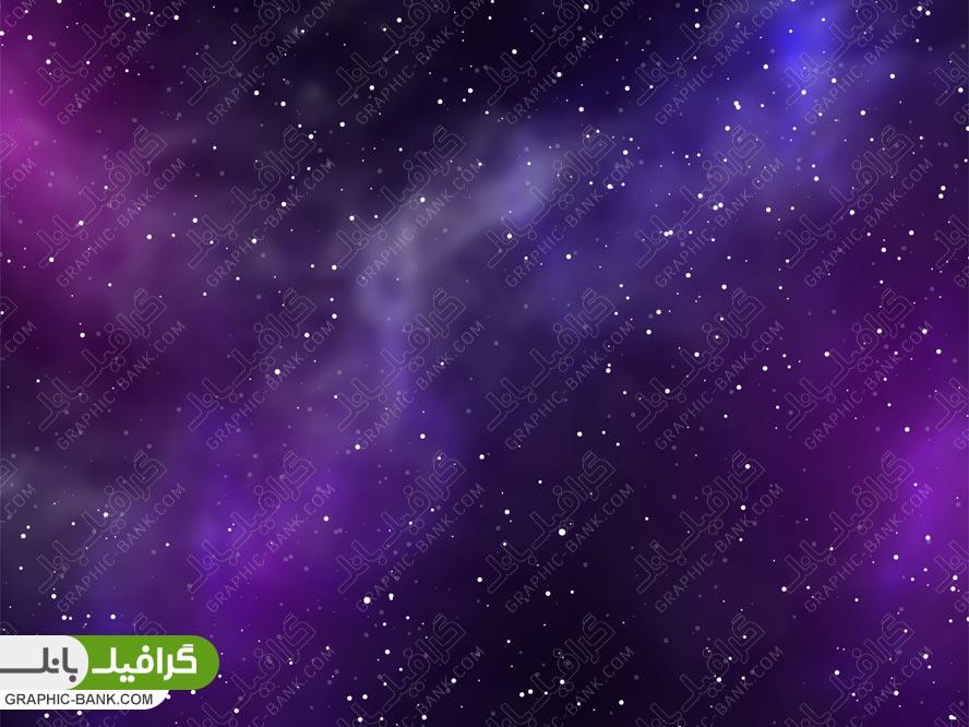 بکراند فضا بصورت وکتور